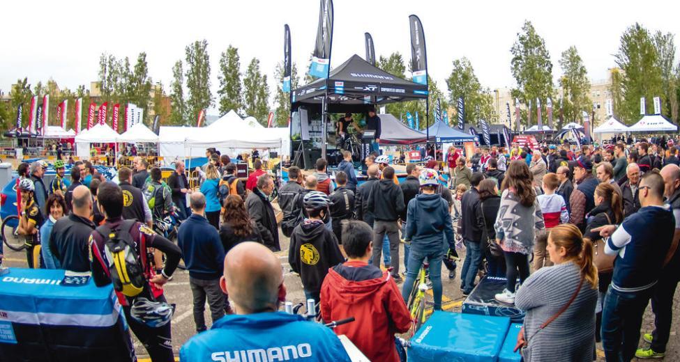 Las principales marcas de bicis estarán en el Sant Andreu Festival Solo Bici by Shimano 2017