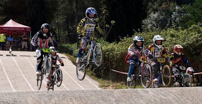 Trofeu Generalitat de BMX 2018