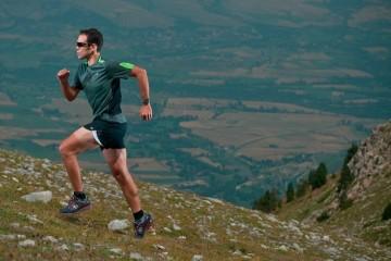 mountain bike y running