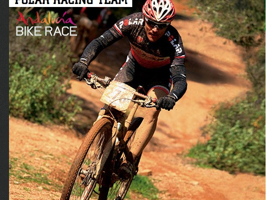 Powerbar con la Andalucía Bike Race