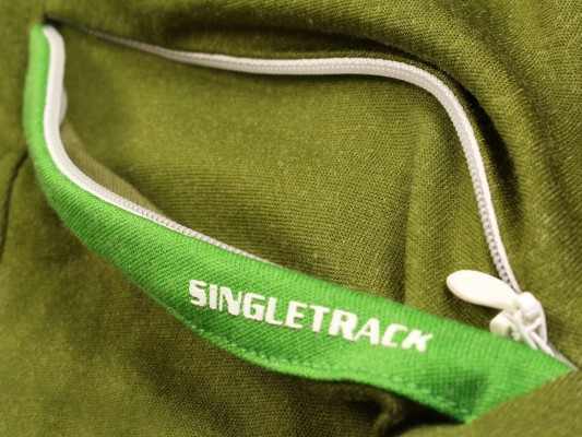 Singletrack Lite Green Detail 03
