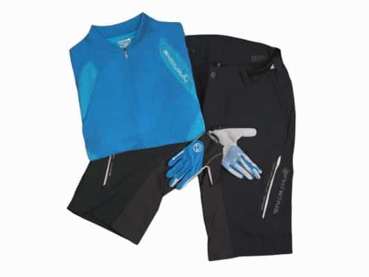 Singletrack Lite Outfit Ultra Marine