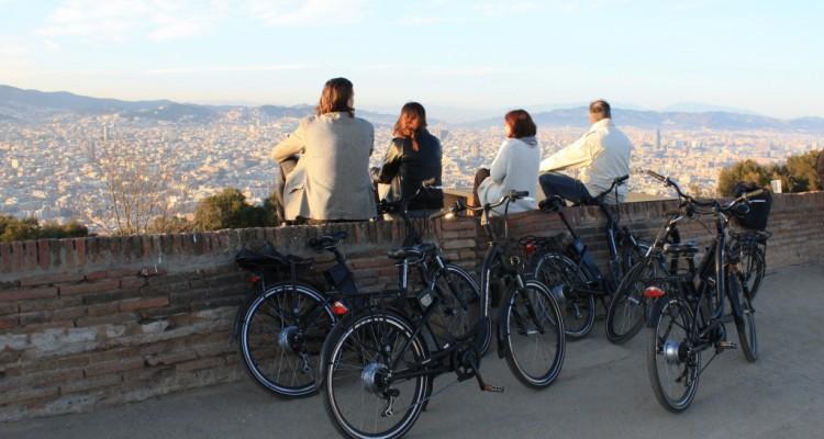 E-bike en Barcelona