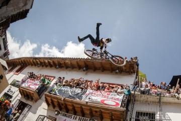 Taxco Urban Downhill