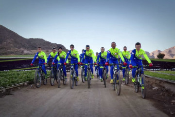 Primaflor Orbea Racing Team