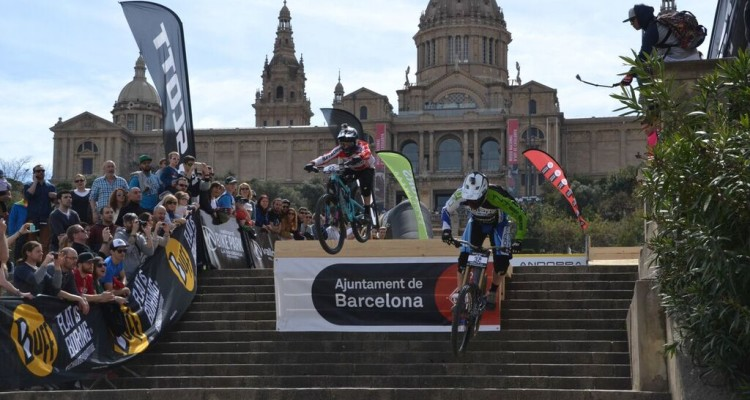BUFF Urban Downhill Barcelona
