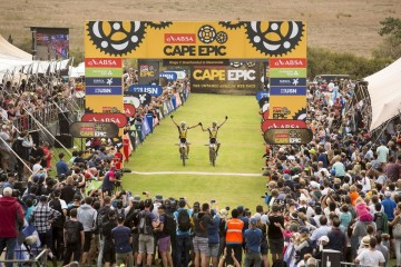 Cape Epic 2016