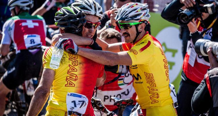 Bikers españoles Nove Mesto 2016