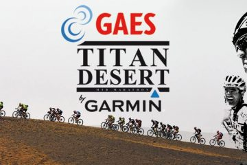 Logo Titan desert