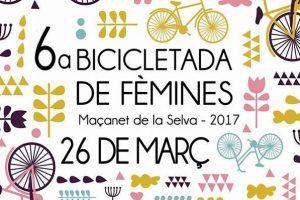 Cartel pedalada Maçanet