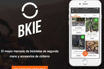 BKIE, App líder en ciclismo