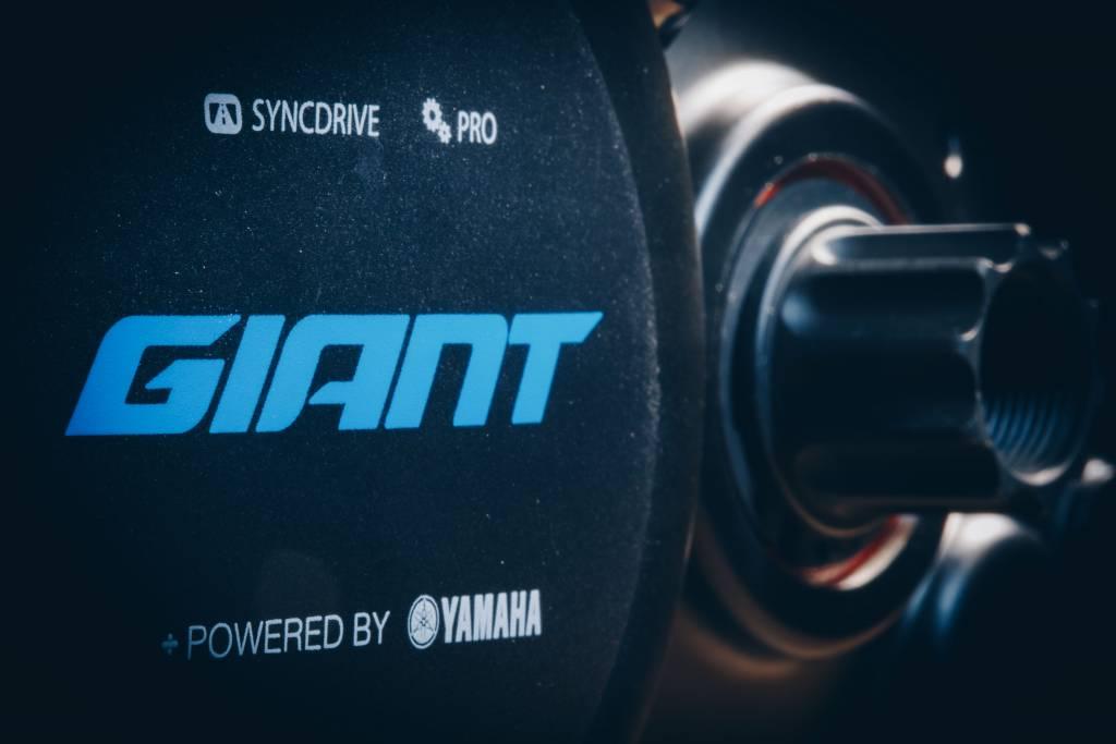 Motor YamahaSyncDrive_Pro