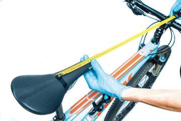 cambiar sillín bici