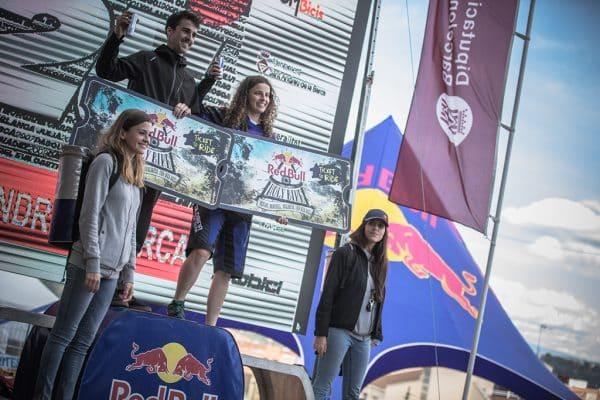 Podium Holly Bike Sant Andreu
