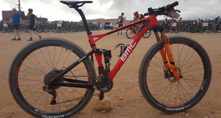 bici de cadel evans titan desert