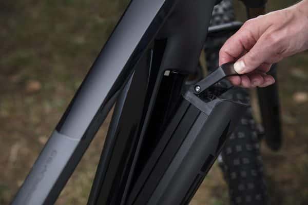 Bateria Bosch trek powerfly LT