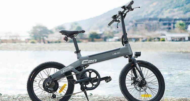bicicleta eléctrica Xiaomi Himo C20