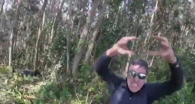 La ira de un senderista