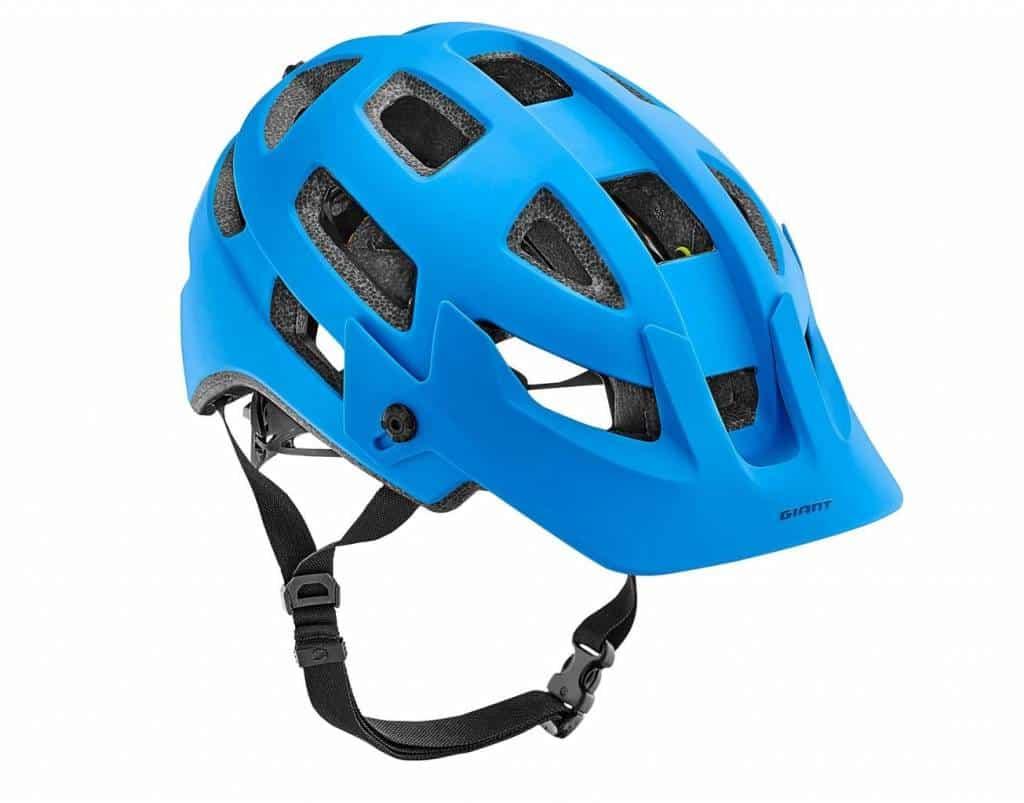 casco giant azul