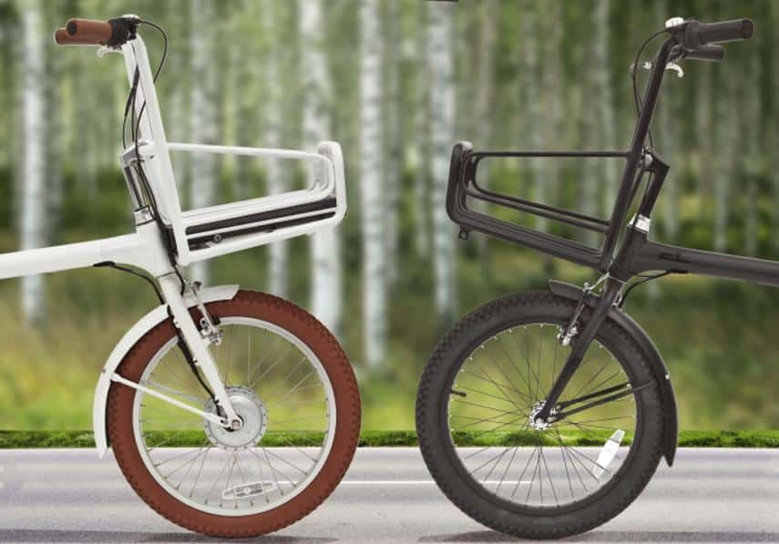 e-bike Elbi Cycles
