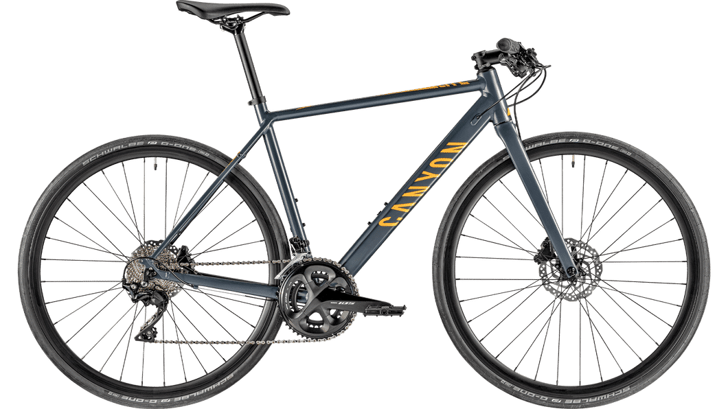 bicis urbanas Canyon: Roadlite 7.0