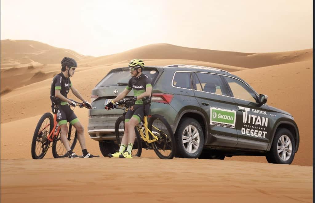 Škoda Titan Challenge