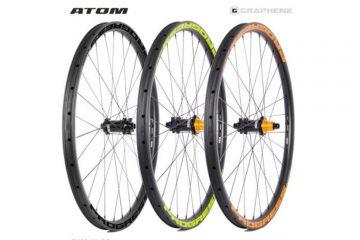 ruedas Progress Atom con grafeno
