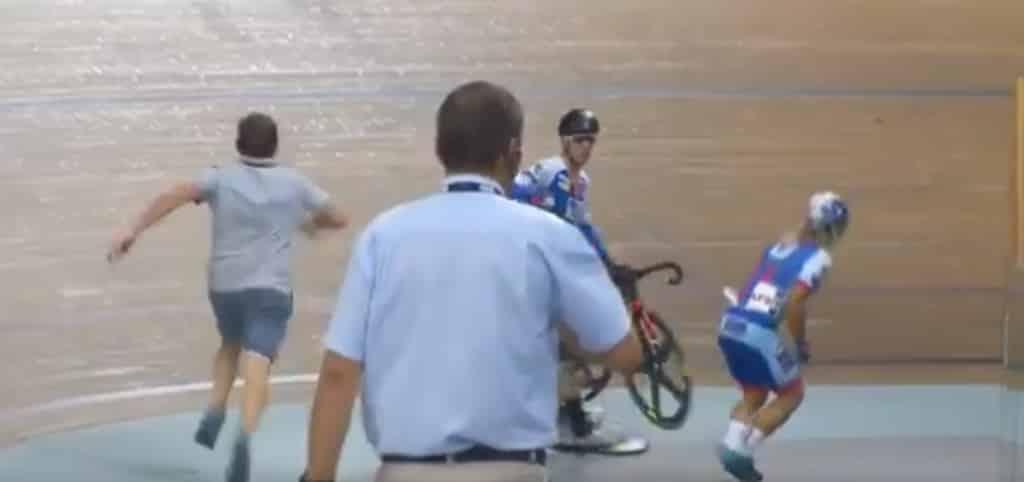 ciclismo en pista