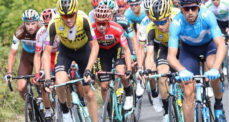 ciclismo coronavirus
