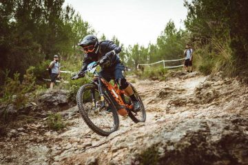Resultados World e-bike Series 2019