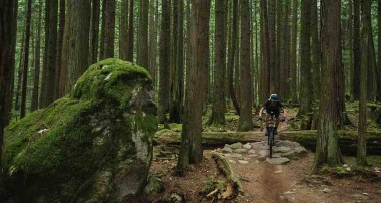 British Columbia Bike Race