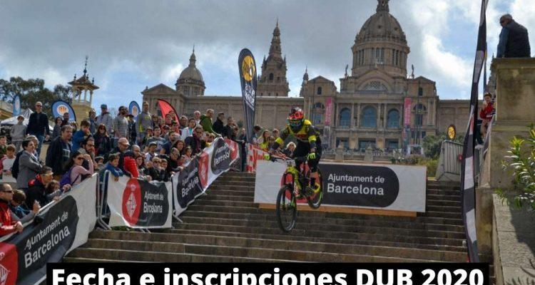 Inscripciones Down Urban Barcelona 2020
