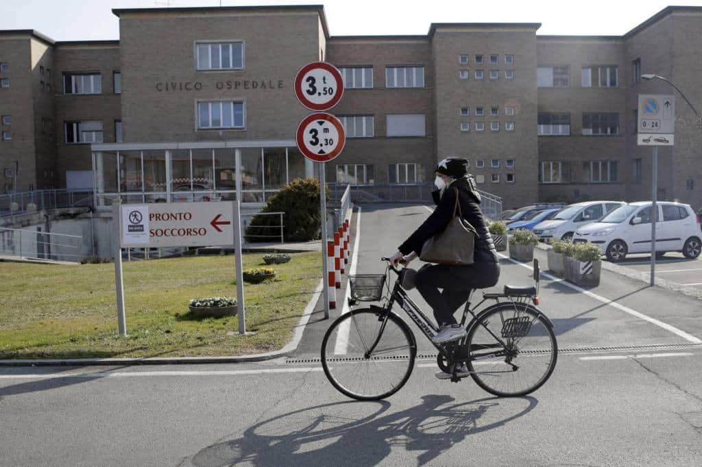 Montar bici coronavirus