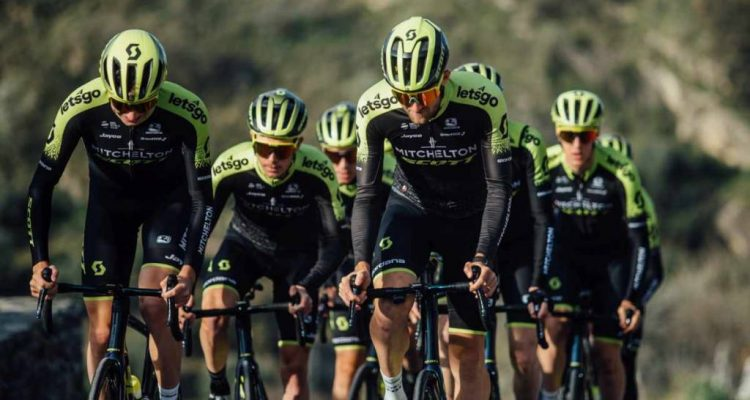 Pirelli Mitchelton-Scott