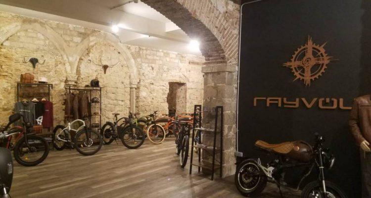 Rayvolt Bike