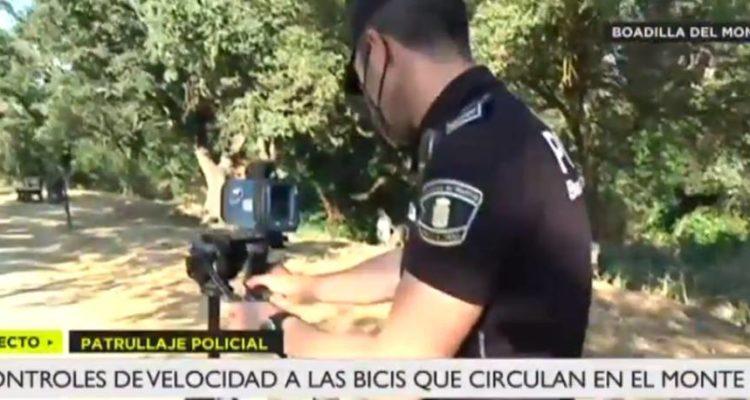 radares para bicicletas