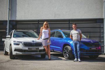 embajadores Škoda