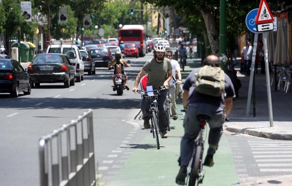 mejores ciudades en bici