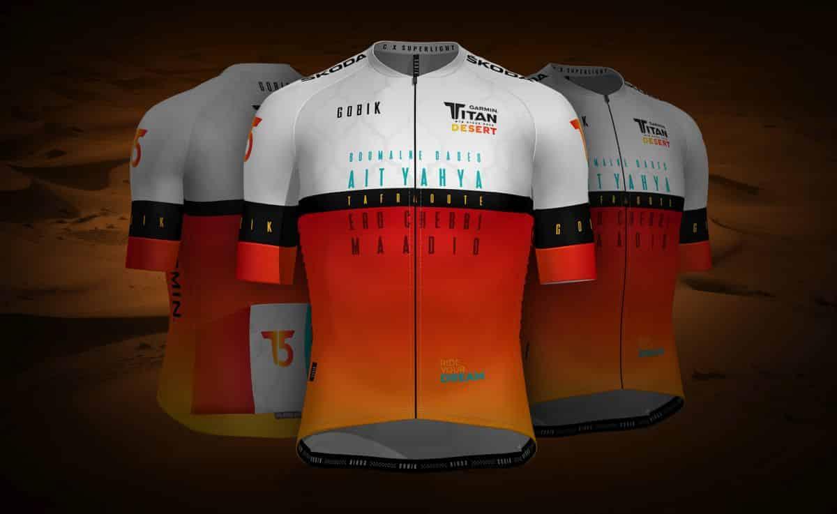 maillot Maruecos Titan Desert