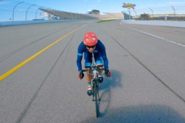 récord 100 millas bici