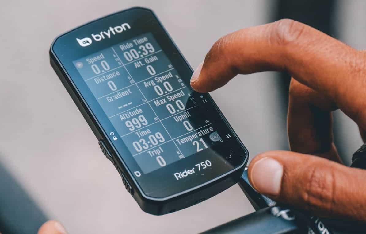 Bryton Rider 750