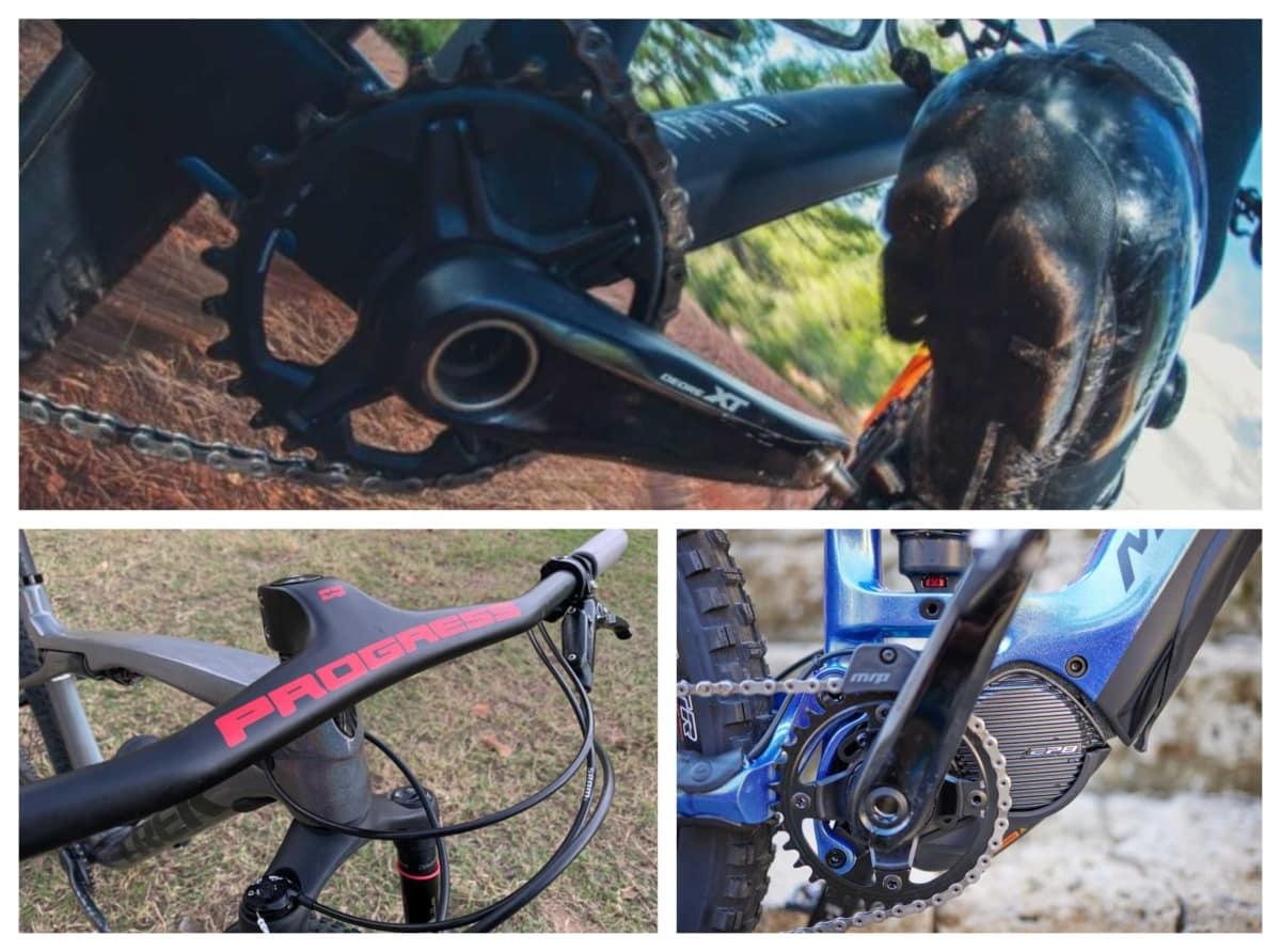 componentes solo bici 2020
