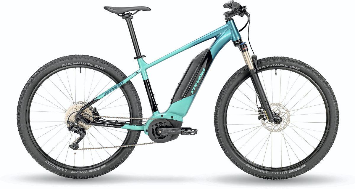 e-bikes 2.000 euros Stevens