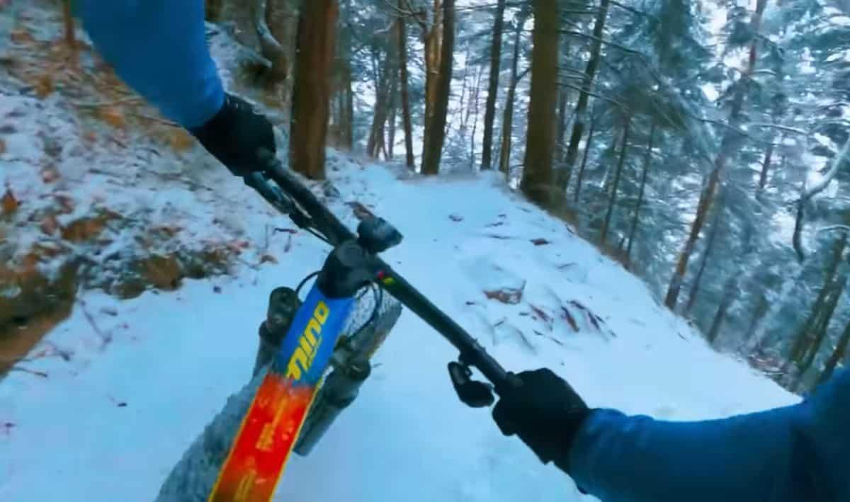 Schurter nieve