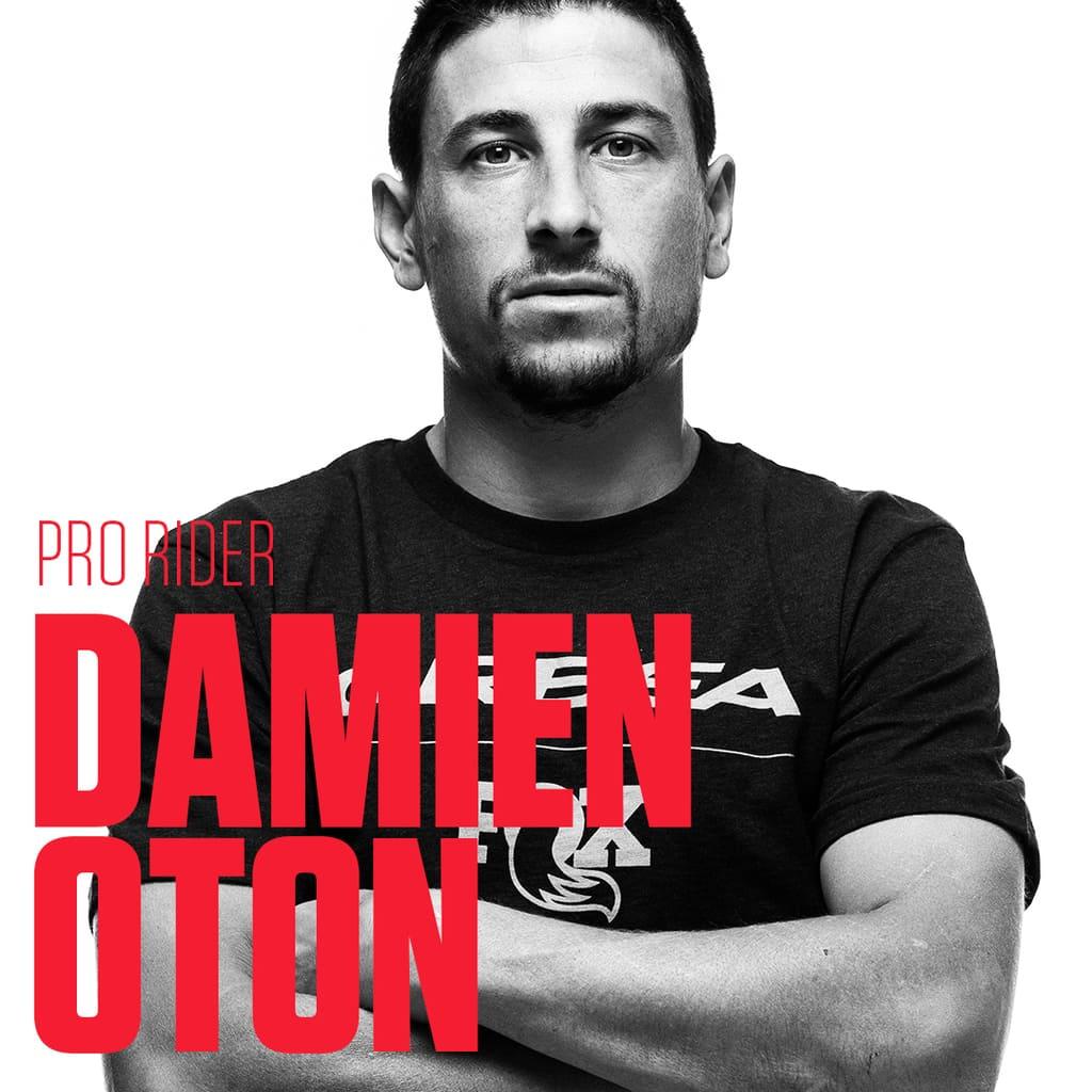 Orbea Fox Enduro Team 2021 Damien Oton