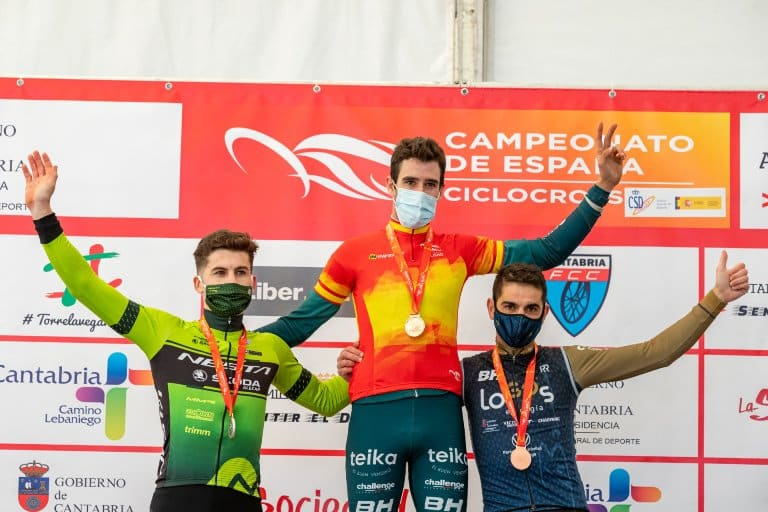 Felipe Orts ciclocross