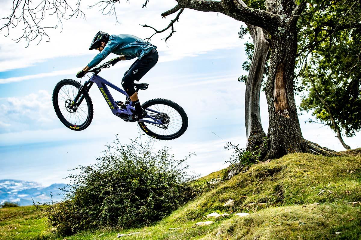 Mullet bike, Santa Cruz Bullit