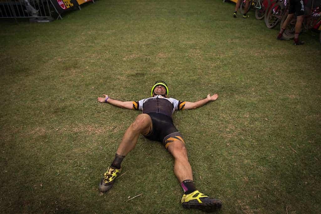 días descanso ciclista