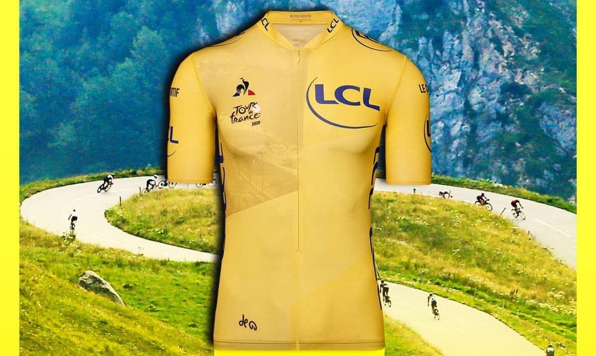 sorteo maillot Tour de Francia