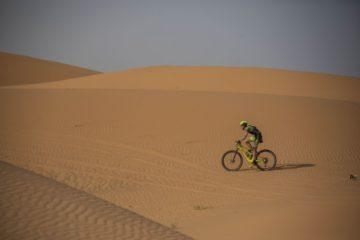 Titan Desert seguridad